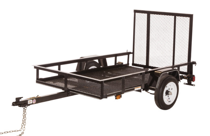 2021 Carry-On 4'X8' Utility Trailer