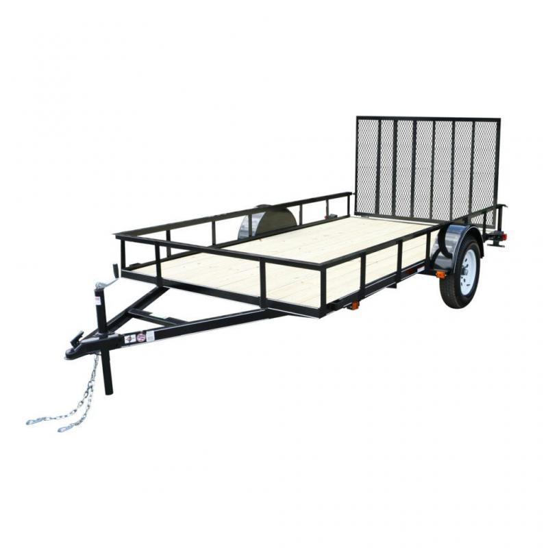2021 Carry-On 6'X12' Utility Trailer