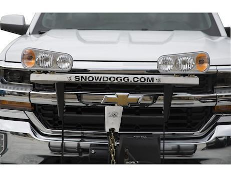 2020 SnowDogg MD80 Stainless Snow Plow