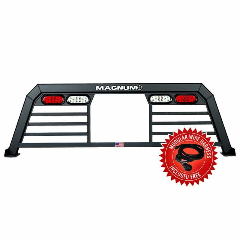 Magnum Low Pro w/ Window (Ladder Rack)