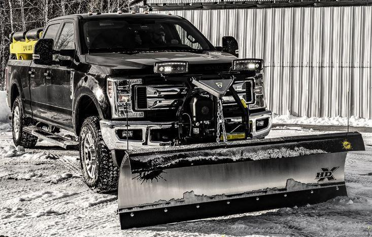 2020 Fisher Engineering 8' HDX Snow Plow