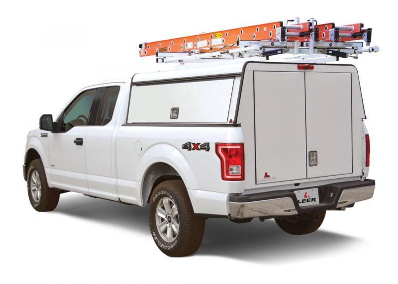 Leer DCC Commercial Aluminum Truck Cap