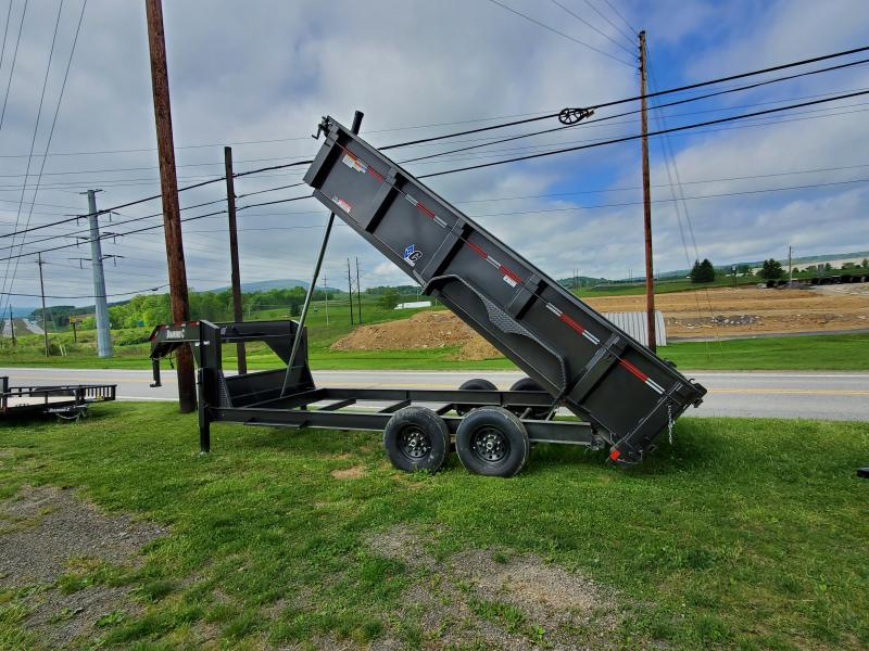2020 Diamond C Trailers LPT Dump Trailer