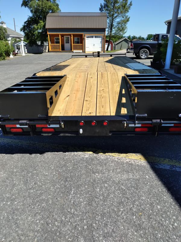 Quality Trailers Pro Grade Pintle Deckover 23' - 16,000 GVWR