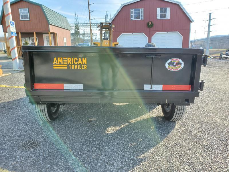 2021 Texas Pride Trailers Low Profile Dump Trailer
