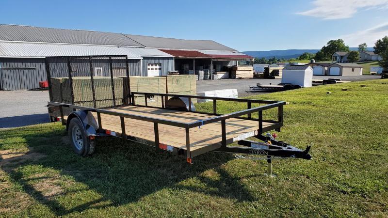2021 Quality Trailers 77 x12 Pro Grade Utility Trailer 3 x3 x3 16 Angle Frame 2 x2 x1 8 Tube Top Railing 3 Channel Tongue 4 Spring Assist Rear Gate 15 Nitrogen Filled Radial Tires LED Lights