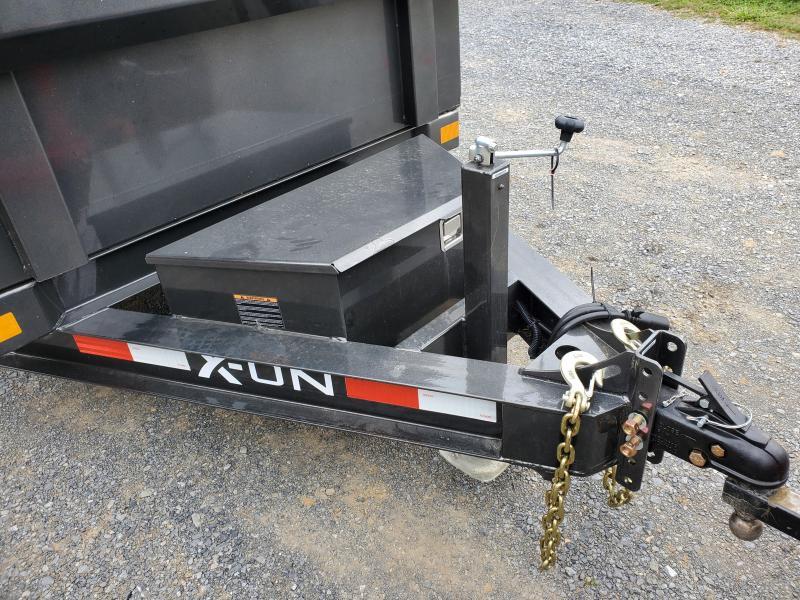 2020 X-On Low Profile Dumper Dump Trailer