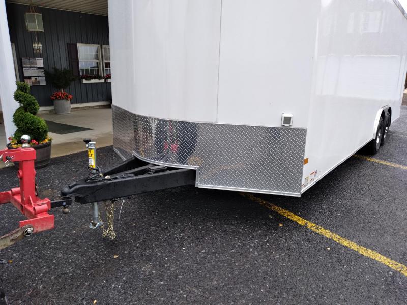 2021 Wells Cargo Revv Enclosed Cargo Trailer / 24'x8.5 / 9990 GVWR