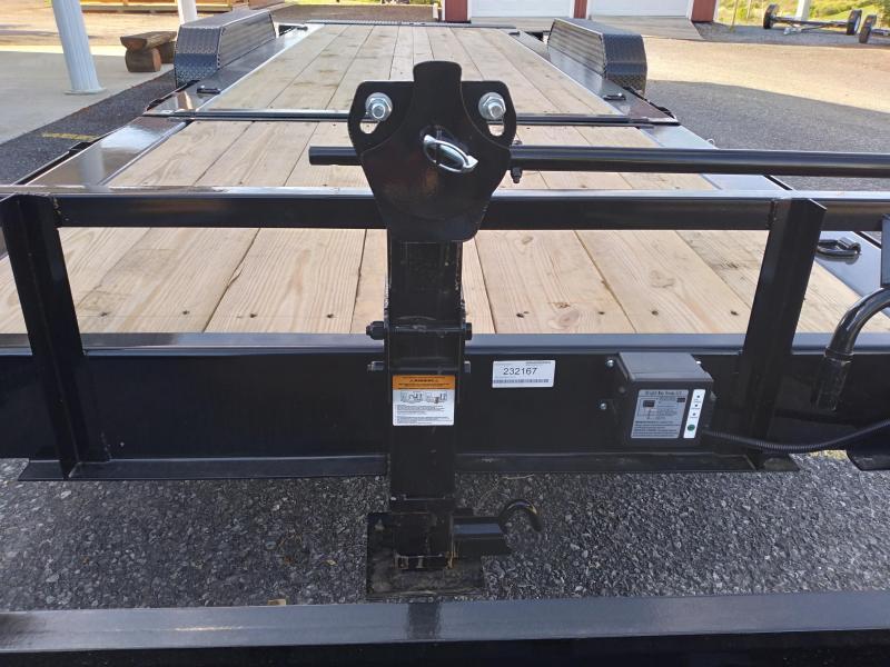 """2021 Load Trail Split Tilt Equipment Trailer 83""""x22' - 16,000 GVWR"""