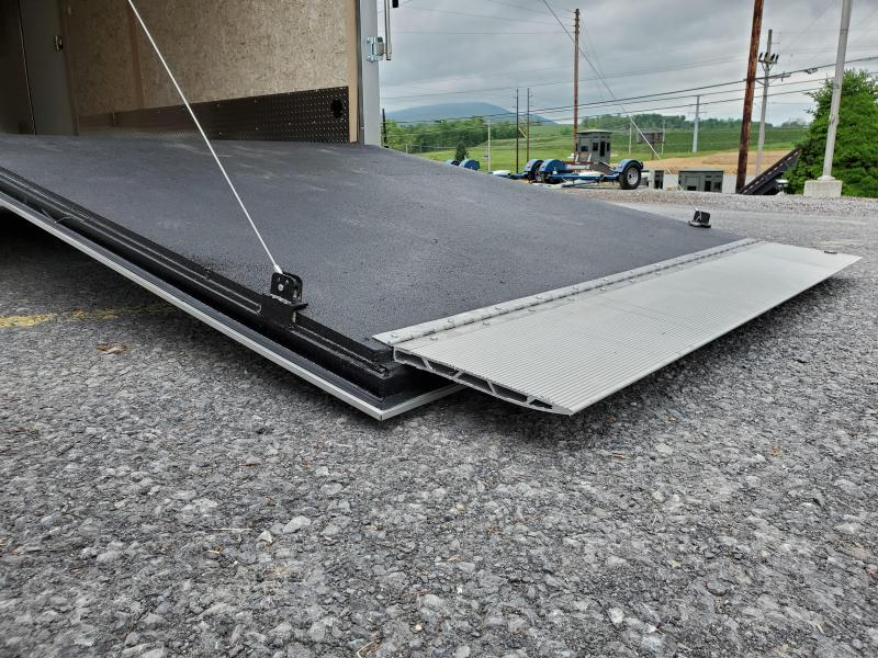 "2020 Wells Cargo- 7'x16'- Road Force Enclosed Cargo Trailer- ""Landscaper Package""- 6'6"" Interior Height- 36"" Side Entry Door-78""x72"" Rear Ramp Door- Recessed D-Ring in Floor- Black Non-Slip Flooring- Full Width Aluminum Ramp Extension- Silver .030 Aluminu"