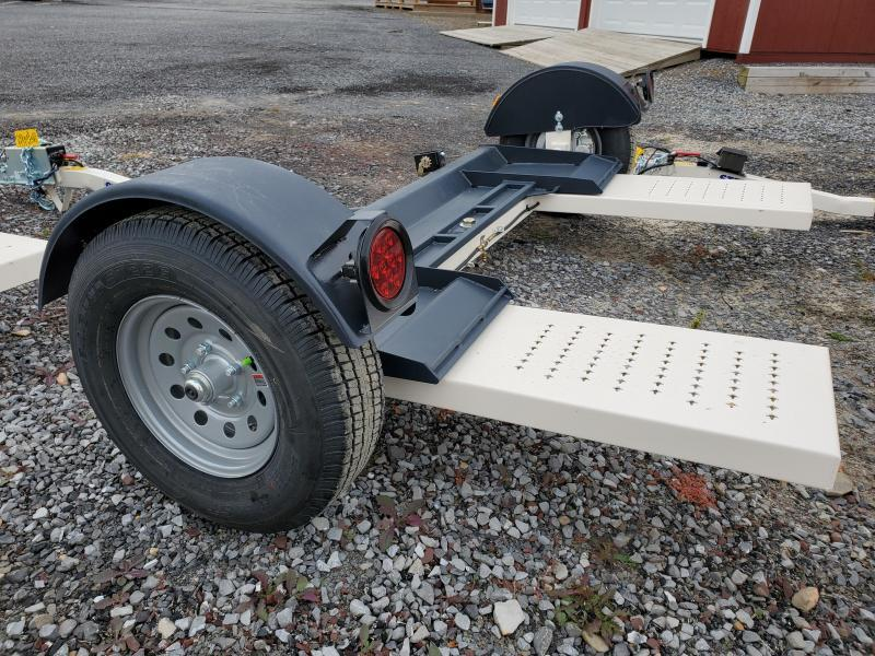 Stehl Tow Car Dolly With Surge Brake