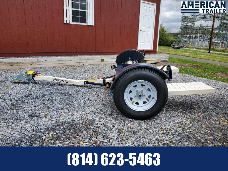 Stehl Tow Car Dolly With Surge Brakes