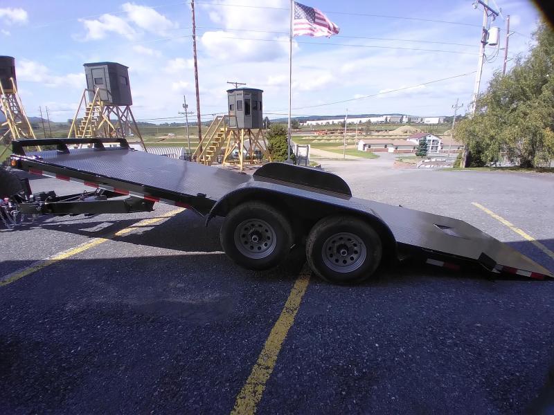 2022 Hawke Full Tilt Car Hauler- 20' - 10000 GVWR