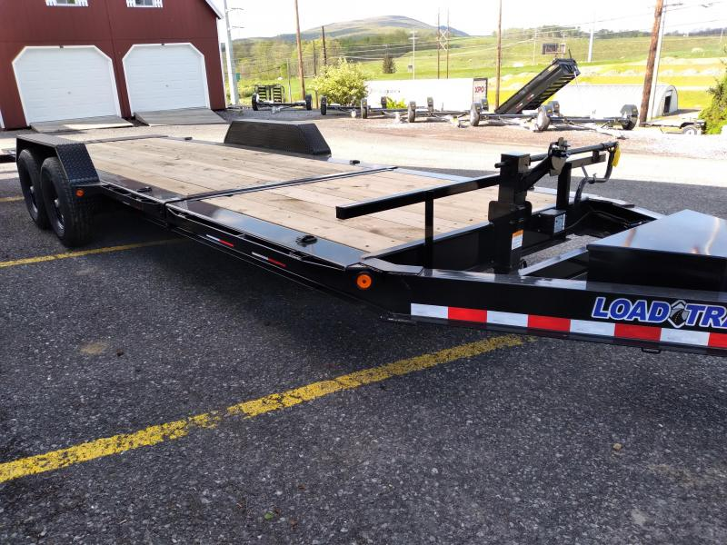 """2021 Load Trail Split Tilt Equipment Trailer / 14,000 GVWR / 83x22 / 17' 7"""" Tilt / 6 Fixed"""