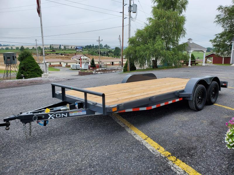 2020 X-On Car Hauler Car / Racing Trailer