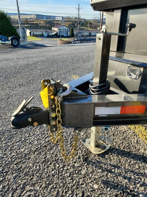 2021 X-On Low Profile Dump Trailer