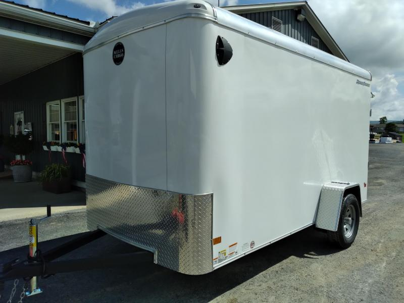 2022 Wells Cargo Road Force Enclosed - 6x12 - 2990 GVWR - 6 ft. 6 inch Interior Height