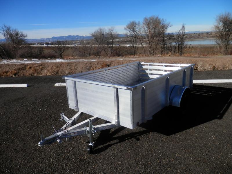 """2021 Primo 6X10 26"""" Solid Side Utility Trailer"""