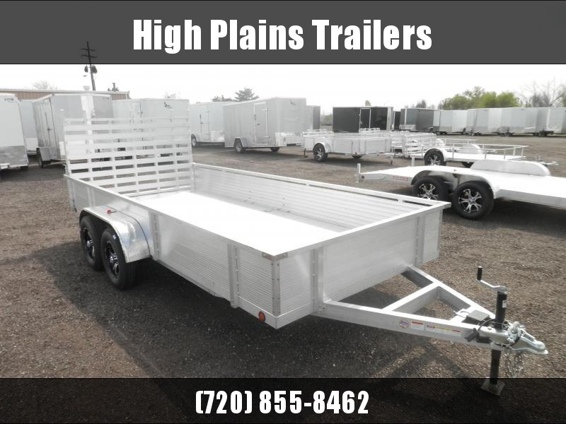2021 Primo 7X18 HEAVY DUTY Trailer