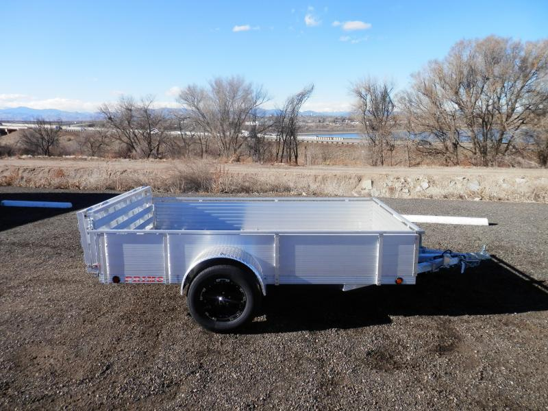 "2021 Primo 6X12 18"" Solid Side Utility Trailer"