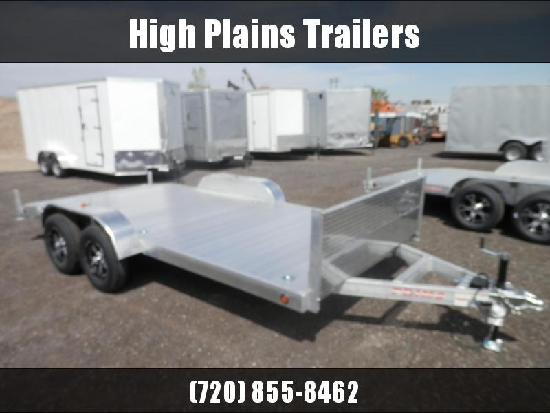 2021 Primo 7X16 CAR HAULER Trailer