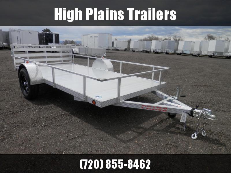 2021 Primo 6X12 Utility Trailer