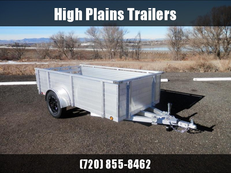 "2021 Primo 5X10 26"" Solid Side Utility Trailer"