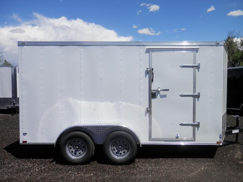 2021 Lark 7x14 Tandem Axle Enclosed Cargo Trailer
