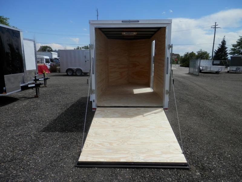 2021 Lark 6x12 Single Axle Enclosed Cargo Trailer