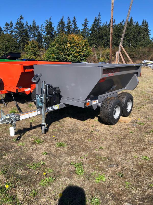 2021 Midsota Mini Dump Tandem Axle Dump Trailer