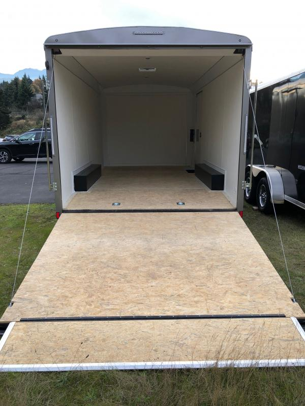 """2021 Pace American 8.5X 16 Cargo Sport W/ 6"""" additional Height"""