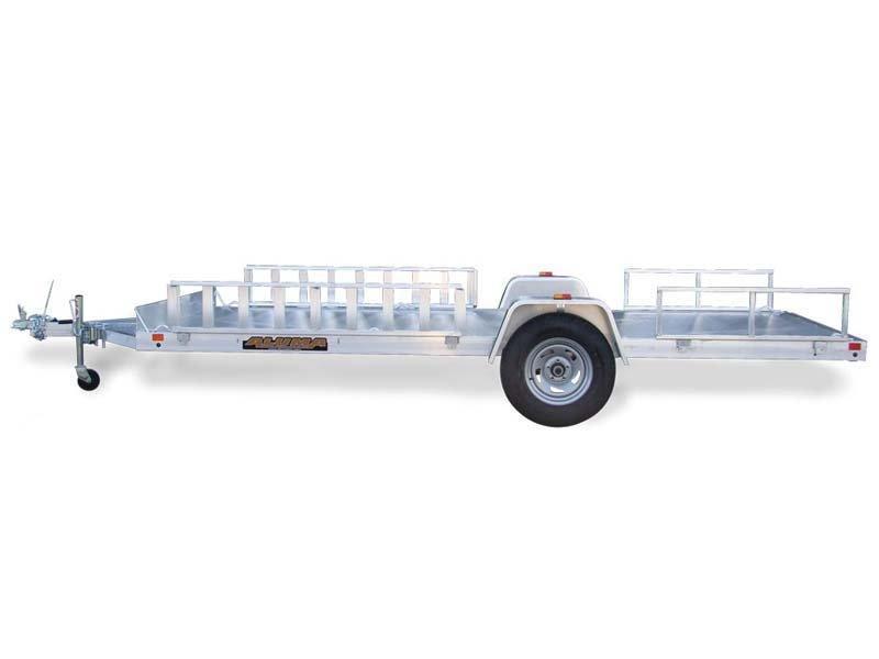 2020 Aluma 8114 81 X 168 Utility Trailer