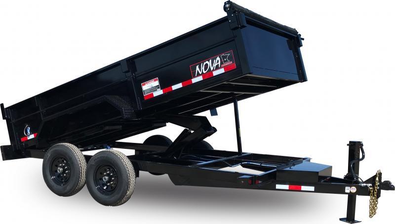 2021 Midsota DT82-14K DT-14 Dump Trailer
