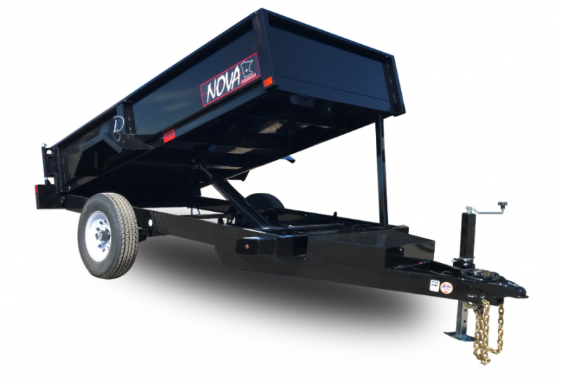 2021 Midsota DT60-5K DT-10 Dump Trailer