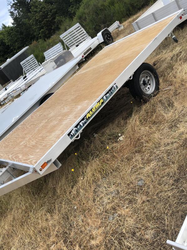 2021 Aluma 8412RT Raft Trailer Watercraft Trailer