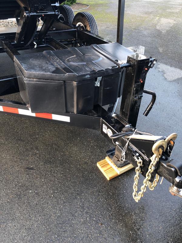 2021 Midsota HV-12 Dump Trailer