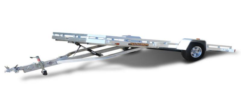 2020 Aluma 7814S Tilt Top Rail Utility Trailer