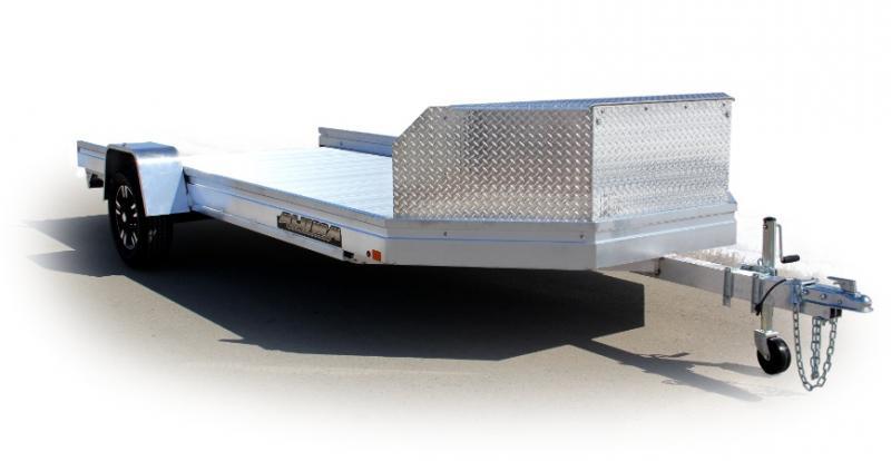 2020 Aluma UTR12 6.5 X 12 ATV ATV Trailer