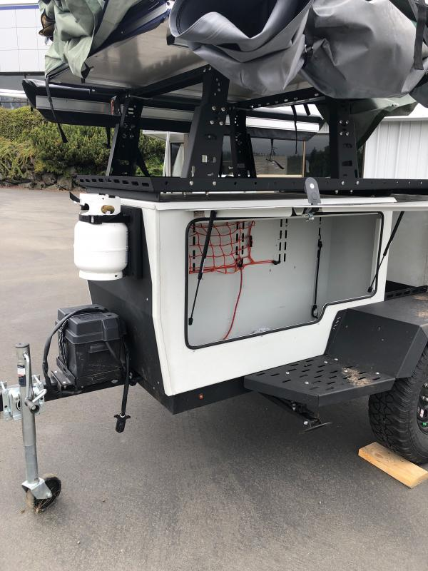 2021 Taxa Outdoors Wooly Bear Expandable Camper Trailer RV