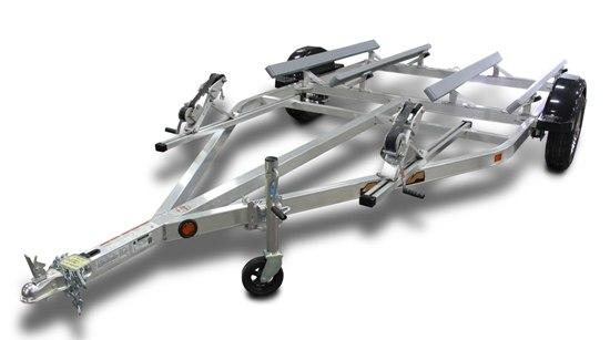 2021 Aluma PWC2 2-Place Watercraft Trailer