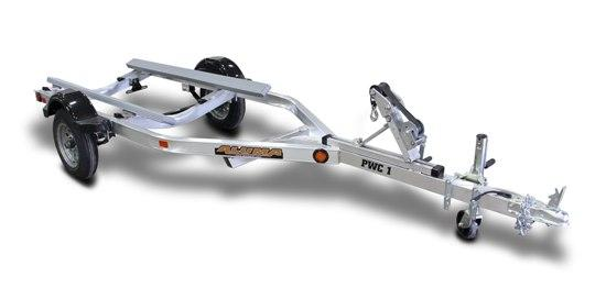 2021 Aluma PWC1 Single-Place Watercraft Trailer