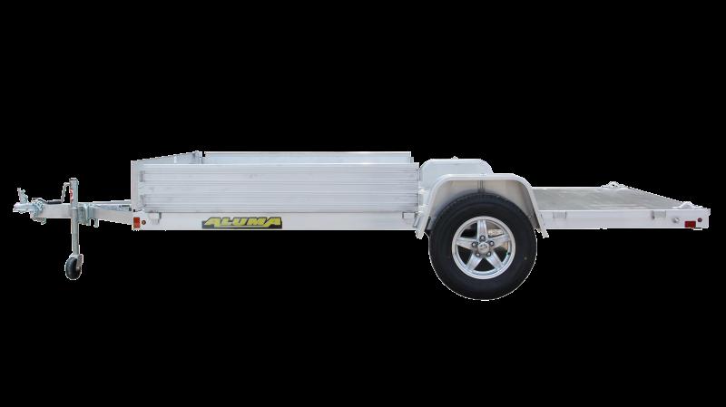 2020 Aluma 8112 81 X 144 Utility Trailer
