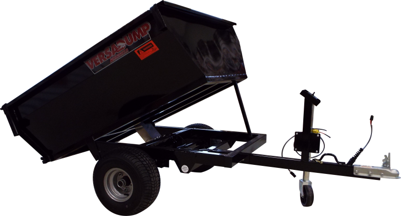 2021 Midsota Mini Dump Dump Trailer