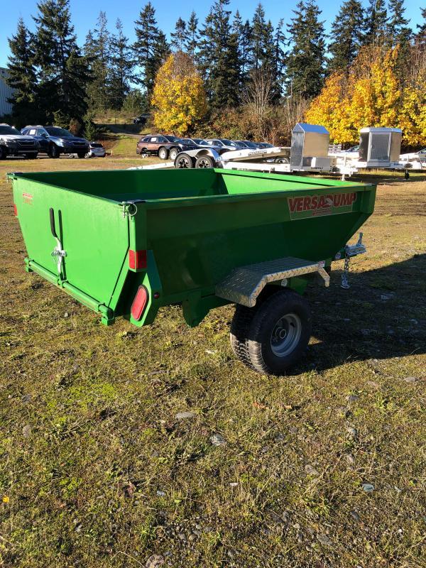 2021 Midsota Mini Dump Dump Trailer