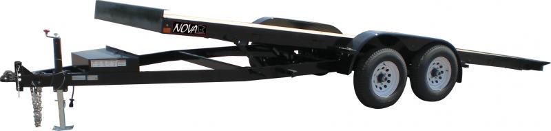 2022 Midsota TB 7X20 Flatbed Trailer