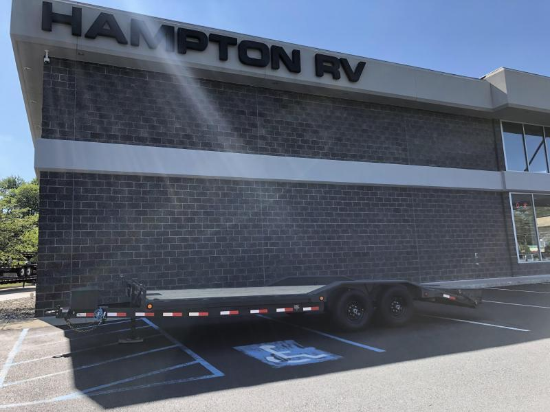 "2021 PJ Trailers 6"" Channel Super-Wide (B6) 22'"
