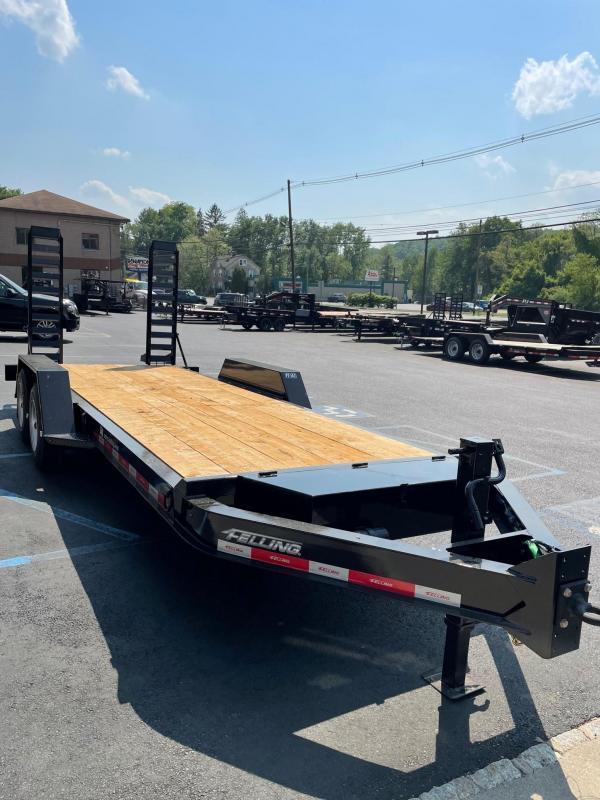 2022 Felling Trailers FT-14I-STK06 (20ft) Equipment Trailer