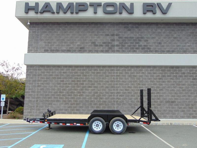 "2020 PJ Trailers 6"" Channel Equipment (CC) 18'"