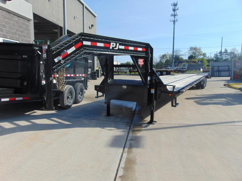 2020 PJ Trailers LD402 Flatbed Trailer