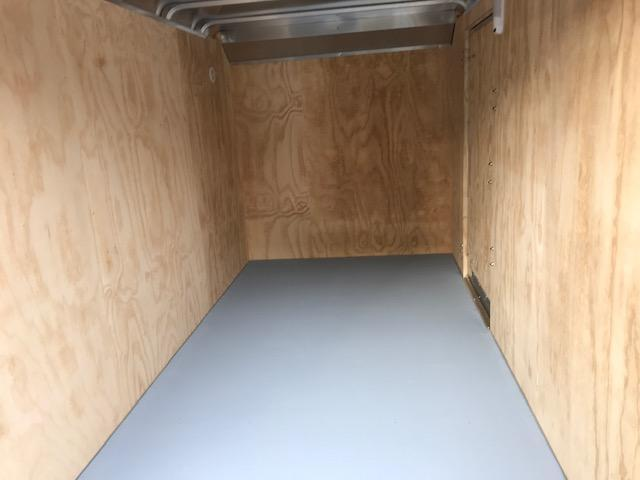 2021 Car Mate Trailers CM612CC Enclosed Trailer